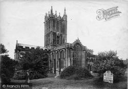Ilminster, St Mary's Church 1907