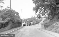 Ilminster, Townsend c.1955
