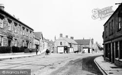 Ilminster, West Street 1907