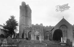 St Michael's Church 1931, Ilsington