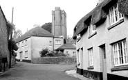 Ilsington, the Village and Church c1965