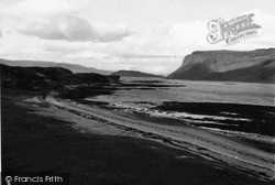 Inch Kenneth, Looking Towards Mull And Eorsa 1959