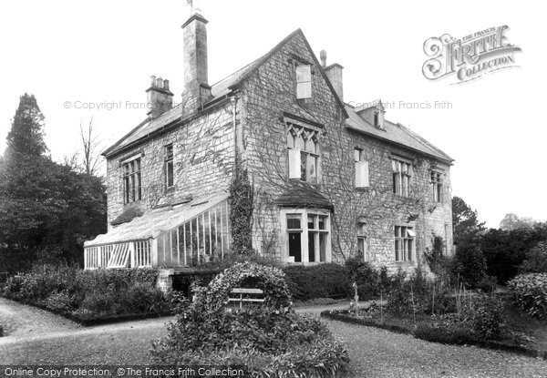 Inchbrooke, the Hayes 1904