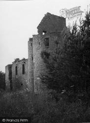 Inchture, Moncur Castle 1957