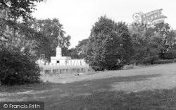 Ingatestone, Chase Swimming Pool c.1955