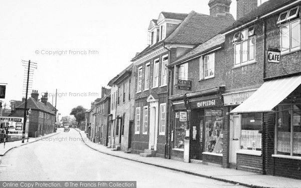 Ingatestone © Copyright The Francis Frith Collection 2005. http://www.francisfrith.com