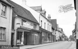 Ingatestone, High Street c.1955