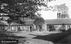 Ingatestone, Old Almshouses c.1965
