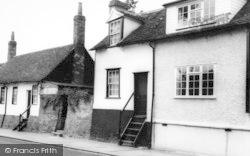 Ingatestone, Old Cottages c.1965