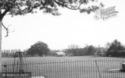 Playing Field c.1965, Ingatestone