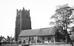 Ingatestone, Playing Fields And Church c.1965