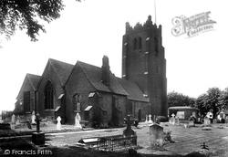 St Edmund And St Mary Church 1925, Ingatestone