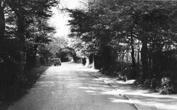 Ingatestone, Station Lane c.1965