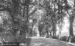 Ingatestone, Station Road 1925