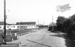 Ingatestone, Stock Lane c.1960
