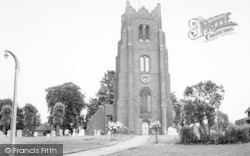 Ingatestone, The Church c.1965