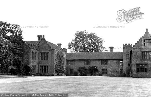 Photo of Ingatestone, The Hall c.1955