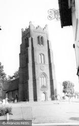 Ingatestone, The Parish Church c.1965