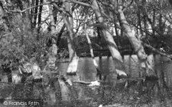Ingatestone, The Pond c.1965