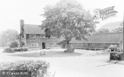 Ingleby Cross, The Blue Bell Inn c.1960