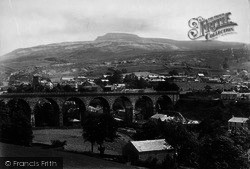 Ingleton, And Ingleborough 1896