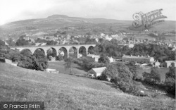 Ingleton, And Ingleborough 1926