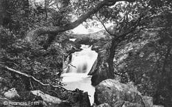Ingleton, Beezley Falls 1890