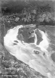 Ingleton, Beezley Falls c.1920
