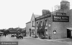 Bridge Hotel 1929, Ingleton