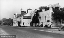 Bridge Hotel c.1960, Ingleton