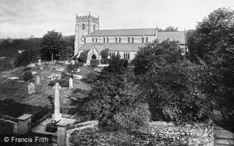 Ingleton, Church and War Memorial 1926