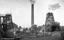 Coal Pit c.1920, Ingleton