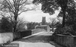 Ingleton, Entrance To Village 1908