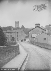 Ingleton, Entrance To Village c.1910