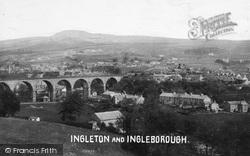 Ingleton, General View 1908