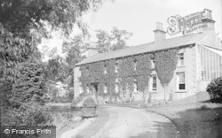 Ingleton, Holiday Fellowship Guest House c.1920