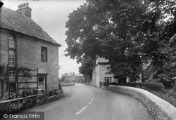 Hollin Tree Corner 1929, Ingleton