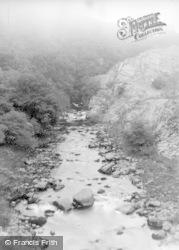 Ingleton, In Beezley Glen c.1920