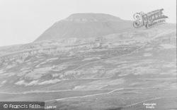Ingleton, Ingleboro (2373 Feet) 1926