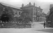Ingleton, Ingleboro Hotel 1908