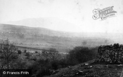 Ingleton, Ingleborough 1890