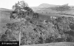Ingleton, Ingleborough (2373 Feet) 1926