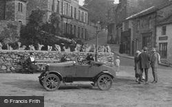 Jowett Vintage Car 1926, Ingleton