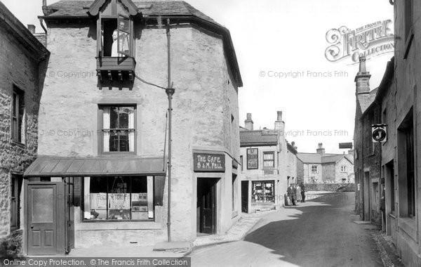 Ingleton, Main Street 1926