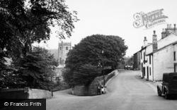 Ingleton, Main Street c.1955
