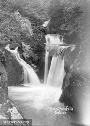 Ingleton, Pecca Twin Falls c.1920
