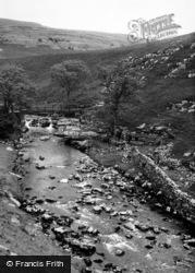 Ingleton, Raven Ray Bridge c.1955