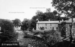 Ingleton, River View 1926