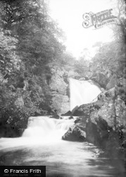 Ingleton, Snow Falls 1890