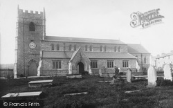 Ingleton, St Mary's Church 1890